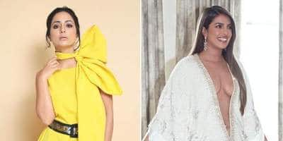 Hina Khan Challenges Trolls To Wear Priyanka Chopra's Grammys Outfit For 10 Minutes, Says 'She Can Do What She Wants'