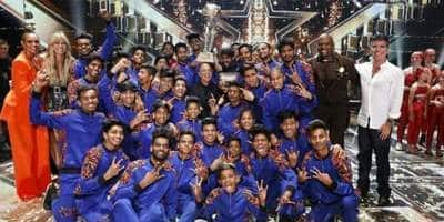 Mumbai Based Troupe V Unbeatable Are The New America's Got Talent Champions; Their Winning Moment Will Make You Proud