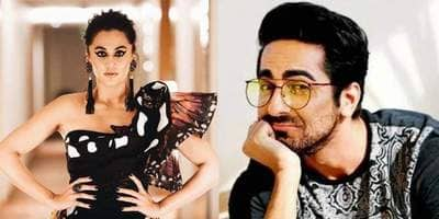 Taapsee Reveals Like Tanuj Garg Lots Of People Compared Her To Ayushmann: 'Why Am I Supposed To Be Known By His Name?'