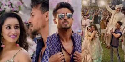 Baaghi 3 Bhankas Song: Tiger Shroff And Shraddha Kapoor Dance On Yet Another Remix Of A Classic Old Song!