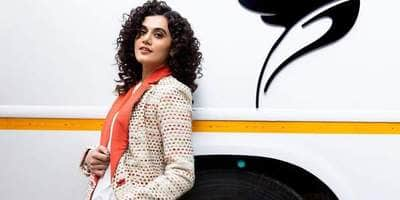 Taapsee Pannu Finds It Funny She Never Won Awards Earlier For Films Like Pink, Manmarziyaan