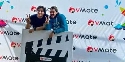 Top YouTubers Bhuvan Bam and Ashish Chanchlani collaborate for the first time for VMate