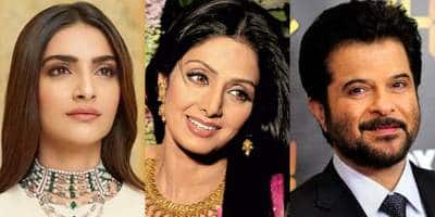 Sonam Kapoor Ahuja, Anil Kapoor And Other Celebs Remember Sridevi On Her Death Anniversary