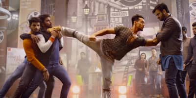 Baaghi 3 Day 3 Box-Office: Tiger Shroff Film Crosses The Rs.50 Crore Mark With Ease