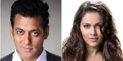 Salman Khan And Walsucha D'Souza The New BFFs In Town?