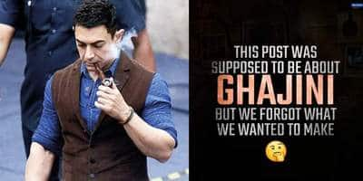 Ghajini 2: Makers Of Aamir Khan's Film Post Cryptic Message Hinting At Sequel