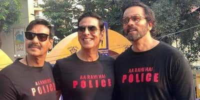 Ajay Devgn's Singham 3 On The Cards With Akshay Kumar Also Starring In The Project?