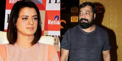 Anurag Kashyap Asks If He Can Burn The World Instead Of Candles, Kangana's Sister Rangoli Jumps In With A Fiery Response