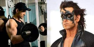 Hrithik Roshan Is Making The Most Of His Time During Lockdown With Books, Workouts And Krrish 4 Prep
