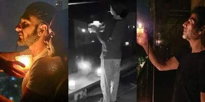 9 PM 9 Minutes: Akshay, Anushka, Kartik, Katrina And Others Hold Up Candles To Send A Message Of Togetherness In Dark Times
