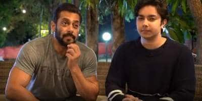 Salman Khan, Along With Nephew Nirvan, Urges People To Stay At Home; Says He Hasn't Met His Father For Three Weeks