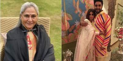 Abhishek, Shweta Wish Mother Jaya Bachchan With A Heartfelt Post On Her Birthday, Reveal She Is Away From Them