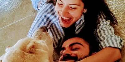 Anushka Sharma Shares An Adorable Click With Virat Kohli, Reflects On Things That Truly Matter: Everything Else Is A Bonus