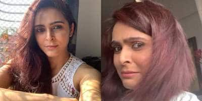 Bigg Boss 13's Madhurima Tuli Gets A Hair Makeover At Home Courtesy Her Mom, Actress Flaunts Her New Look