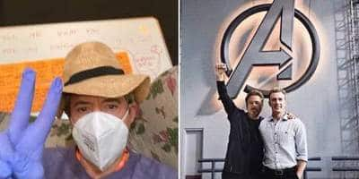 Robert Downey Jr. Pens An Earnest Thank You Note On His Birthday, Remembers Friends, Relatives His Family Lost In Past Weeks