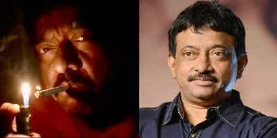 Ram Gopal Varma Lights A Cigarette Instead Of Candles During 9pm 9min Initiative; Fans Call It 'RGV Ki Aag'