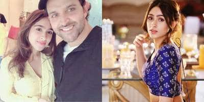 Hrithik Roshan Shares A Special Post For His Cousin Pashmina Ahead Of Her Bollywood Debut