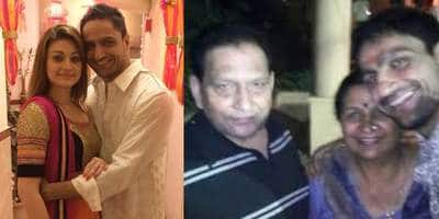 Parag Tyagi's Father Passes Away, Actor Flies Down With Wife Shefali Jariwala To Hometown For Last Rites