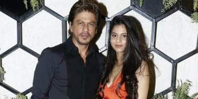When Shah Rukh Khan's Daughter Admitted She Was Disappointed When No One Called Him 'Suhana's Dad' At School