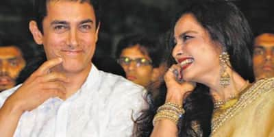 TRIVIA: This Is Why Aamir Khan Never Worked With Rekha In Any Of His Films
