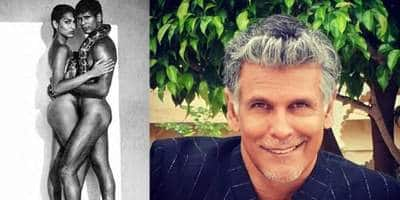Milind Soman Posts Controversial Nude Photoshoot From 25 Years Ago, Asks How It Would Be Received In Today's Times
