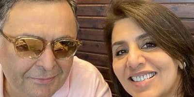 Neetu Kapoor Remembers Rishi Kapoor A Month After His Death