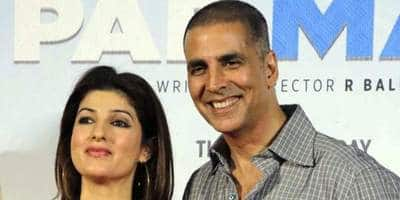 Akshay Kumar Tells Wife Twinkle Khanna 'Please Mere Pet Pe Lat Mat Maro' After Forgetting To Tag Her In His Post On Padman