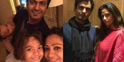 Nawazuddin Siddiqui's Wife Aaliya Opens Up About His Affairs, Claims His Female Friends Entered The House Whenever She Stepped Out