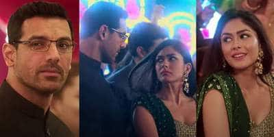 Gallan Goriyan: John Abraham And Mrunal Thakur Remind Us How Shaadis Used To Be Before Corona!