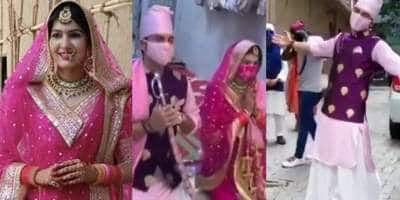 TV Actors Manish Raisinghan And Sangeita Chauhaan Get Married In A Mumbai Gurudwara With No Wedding Party In Tow; See Pics