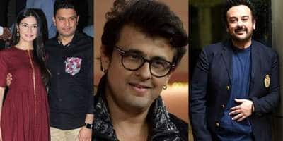 Divya Khosla Calls Sonu Nigam 'Thankless' Reacting To His Video, Adnan Sami Bashes The 'Self Appointed' Gods Of The Industry