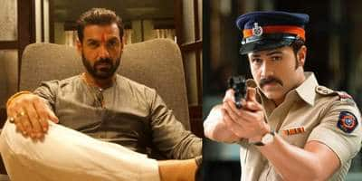 Mumbai Saga: Emraan Hashmi Was Worried That His Action Sequences With Co-Star John Abraham Won't Look Believable