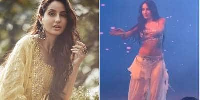Nora Fatehi Shares Video Of Her Impromptu Performance At Miss India That Changed Her Life Forever And Got Her 'Dilbar'