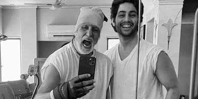 Amitabh Bachchan's Grandson Agastya Nanda Keen On Becoming An Actor, Has Been Offer His First Film