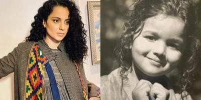 Kangana's Team Calls Alia Bhatt A 'Dumb 10th Fail Non Actor', Say 'Wah Re Industry' As Popular Stars Comment On Her Photo