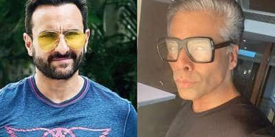 Saif Ali Khan Talks About Karan Johar Being Targeted For Nepotism: He Has Made Himself A Large Symbol, Attracting Flak For It