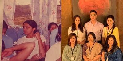 Deepika Shares Throwback Pics Remembering Her Journey; Taapsee Reveals Why She Signed Mission Mangal
