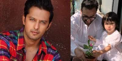 Actor Vatsal Sheth Says If Taimur Ali Khan Decides To Become An Actor, People Keen To See Him Today Can't Cry Nepotism