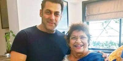 Saroj Khan Prayed For Salman Khan's Long Life Just A Week Before She Was Hospitalised, Felt He's Always Taken In The Wrong