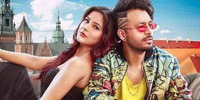Shehnaaz Gill Shares Poster Of Her Music Video Kurta Pajama With Tony Kakkar; Reveals Release Date