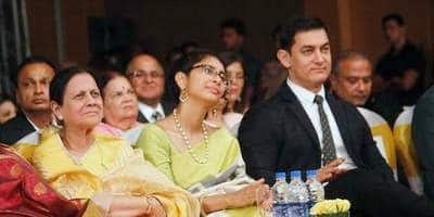 Aamir Khan Informs Fans That His Mother Zeenat Hussain Has Tested Negative For COVID-19