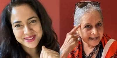 Sameera Reddy Makes A Hilarious Parody Of Indian Matchmaking Says 'Asli Life Partner Toh Mother In Law Hoti Hai'