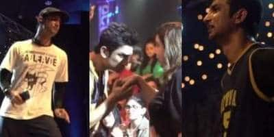 Dil Bechara: Sanjana Sanghi Says Sushant Singh Rajput's Dancing Was 'Absolute Poetry In Motion', Share Video Of Him Practicing