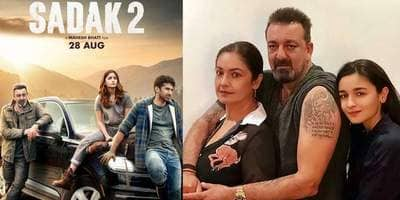 Pooja Bhatt Reacts To Sadak 2 Trailer Getting Dislikes, Says Both Lovers And Haters Have Made Sure It Trends