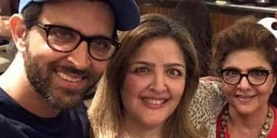 Hrithik Roshan's Mother Pinky Roshan And Sister Sunaina Hail CBI Probe In Sushant Singh Rajput's Case