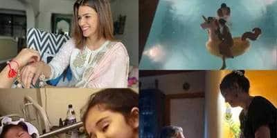 Raksha Bandhan 2020: Sara Ali Khan Posts Funny Video With Brother Ibrahim, Kriti Sanon And Milind Soman Write Emotional Notes