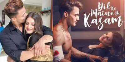 Asim Riaz And Himanshi Khurana Share The First Look Of Their Next Music Video Dil Ko Maine Di Kasam