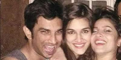 Sushant Singh Rajput Case: Ankita Lokhande Believes Actor Has Reunited With His Mother; Kriti Sanon Shares Cryptic Post