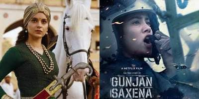 Kangana Ranaut Slams Film Critic Anupama Chopra For Appreciating Janhvi's Gunjan Saxena Trailer After She Dissed Manikarnika