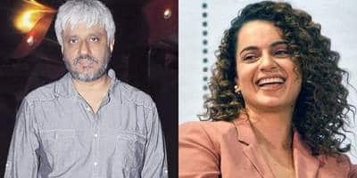 Vikram Bhatt Feels He Can Only Work As A Clapper Boy With Kangana Ranaut As She Writes And Directs Films Herself